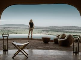 Olarro Plains, Masai Mara