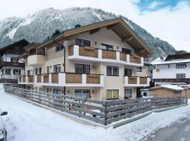 Apartmenthaus Rosa 132W, Mayrhofen