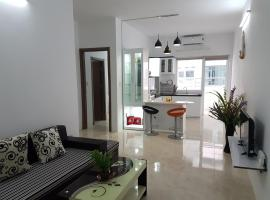 Beach front Apartment, Nha Trang