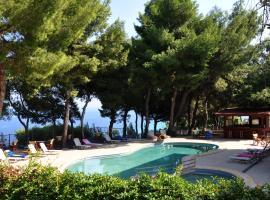 Evripidis Hotel, Áfitos