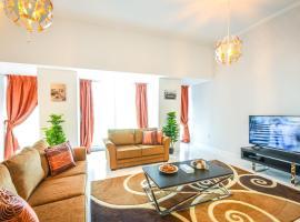 Hometown Apartments - Charming 2BR Apartment, Dubai