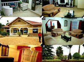 Kimironko mushimire fully furnished villa, Ntobwe