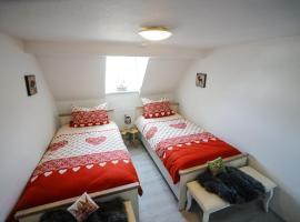 Apartment Kirschblüte