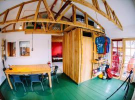 Casa Coloane, Puerto Natales