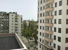 Global Rent Apartments on Anestiade 8, 基希讷乌