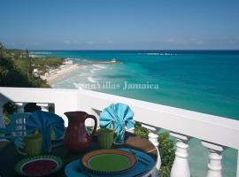 Quadrille Three Bedroom Villa, Silver Sands
