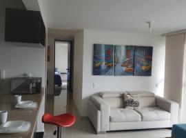 Apartamento Mirador de Versalles, Floridablanca