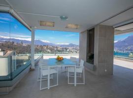 Splendid View, Lugano