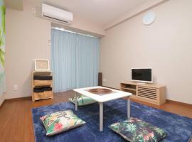 HG Apartment in Naniwa 32 402, Osaka