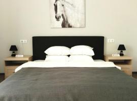 Dreamfill Hotel Riga, Ryga