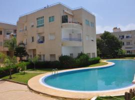 Residence des medecin 2 harhoura, El Harhoura