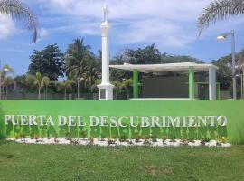 La Cruz de Colon Hostal Boutique, Aguada
