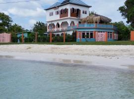 Richies on the beach, Savanna-la-Mar