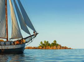 6-night cruise in the Seychelles aboard Sea Pearl - Silhouette Cruises, Victoria