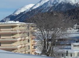 Allod Bad 602, St. Moritz