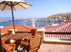 Bright Sun Villas, Halki