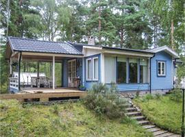 Two-Bedroom Holiday Home in Yngsjo, Yngsjö