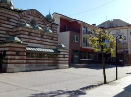 Apartmány ORAVA-EDDA, Trenčianske Teplice