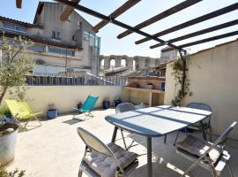 Augustin - Les Maisons de Vincent, Arles
