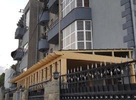 Guzara Hotel Addis, Piazza