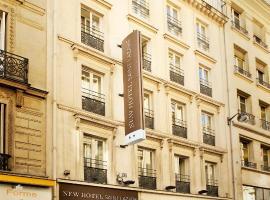 Newhotel Saint Lazare, Париж