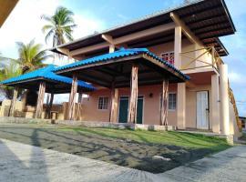 Angel house, Colón