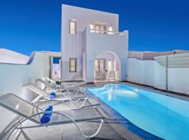 Santorini Blue Senses Villas, Mesariá