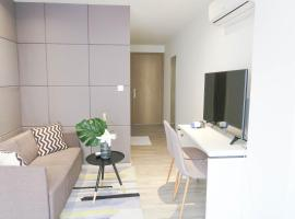 Comfy Studio 4 by ReCharge, Singapur