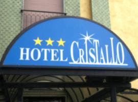 Hotel Cristallo, Novara