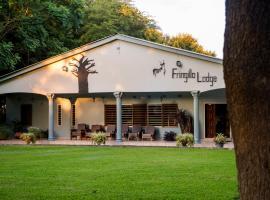 Fringilla Lodge, Ntatusha