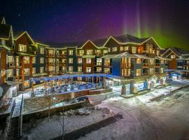 Two Bedroom Suite at the Blackstone Mountain Lodge, Canmore