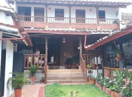 La Casa de Doña Rosaura, Barichara