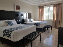 Hotel Boutique Amatechan, Panchimalco
