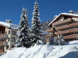 Balcun Tort 11, Sankt Moritz