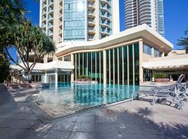 1 Bedroom Spa Suite, Top Floor in the heart of Surfers Paradise - Legends, Goldküste