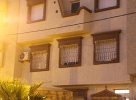 Jetsakan Appart, Agadir