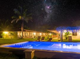 Beach Break Hotel & Surf Camp de Playa Venao, Las Escobas del Venado
