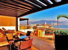 Zamora's Unlimited Luxury Penthouse, Пуэрто-Вальярта