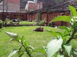 El Rinconcito Magico de Manuel, Pisac