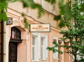 B&B Astor, Krakau