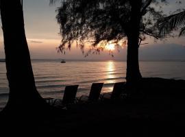 Everythang Beach Bar & Hostel, Sihanoukville