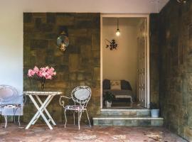 Villa jasmin studios, Gouviá