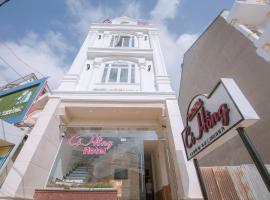 Cỏ hồng hotel, Dalat