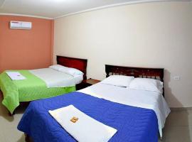 Hotel El Dorado, Servitá
