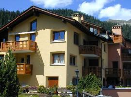 Ludains 27, Sankt Moritz