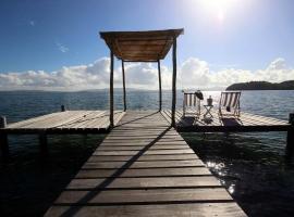 Coconut Bay, Ле-Труа-Иле