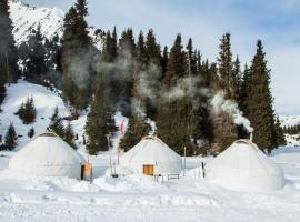 Aksuu Yurt Lodge, Teploklyuchenka
