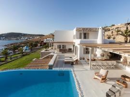 Amorous Luxury Villa, Agios Ioannis Mykonos