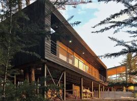 Casa Bosque, Pichilemu