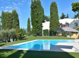 Villa Ai Cipressi, 巴多利诺
